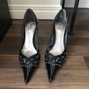 Shoes - Fancy black heels